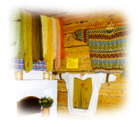 The Shop of Handicrafts and souvenirs