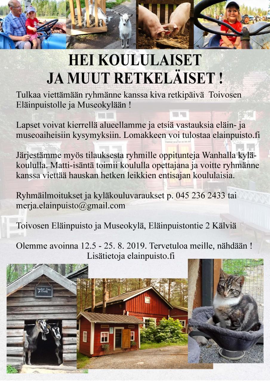 lapsille nähtävää suomessa