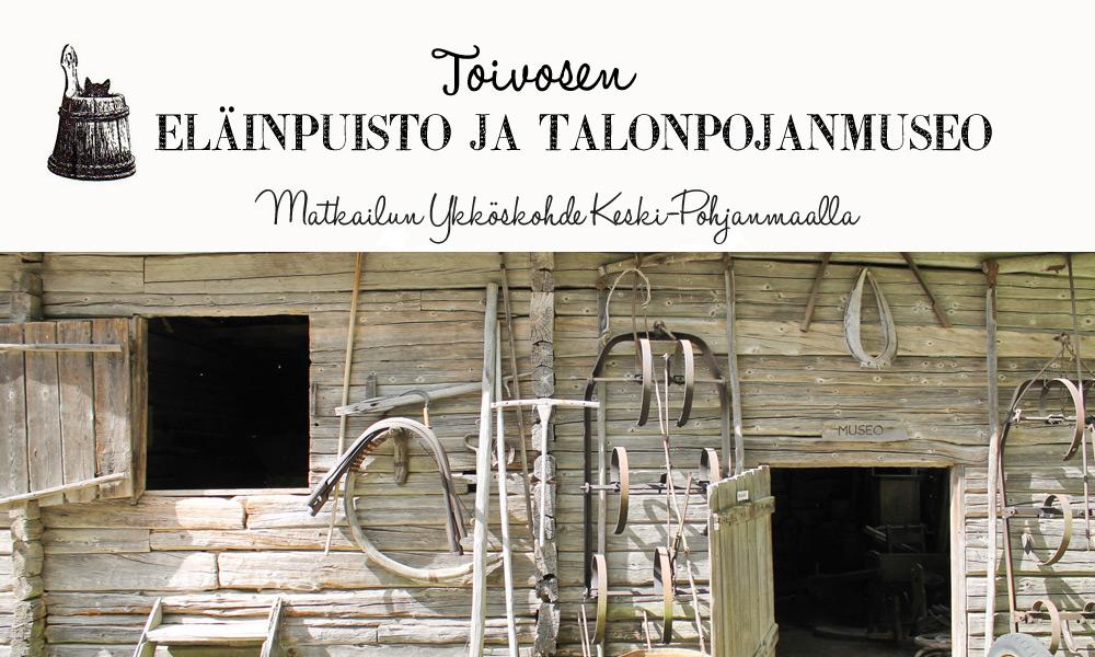 Museokylä Kälviällä
